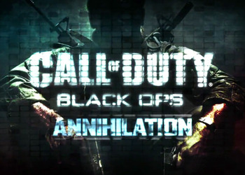 Снимок экрана Call of Duty: White Ops