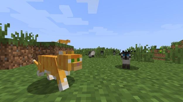 Основным приоритетом разработчиков игры Minecraft стала помощь модов