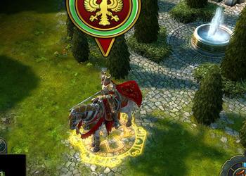 Снимок экрана Might and Magic Heroes 6