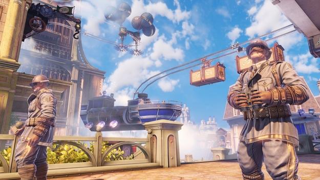 Обнародован тизер к игре BioShock Infinite