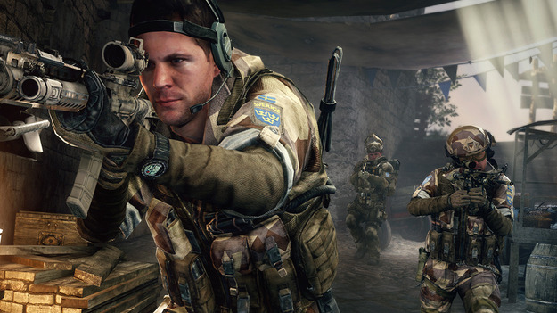 Добавление Zero Dark Thirty к игре Medal of Honor: Warfighter  в интернете!