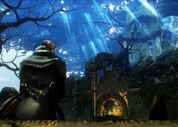 Снимок экрана Dark Souls
