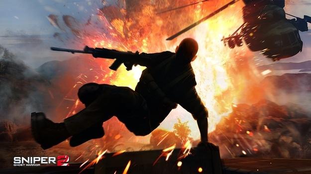 Создатели Sniper: Густ Warrior 2 обнародовали свежее видео геймплея