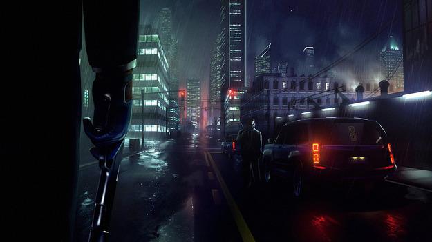 Square Enix продемонстрировала концепт-арты новой игры Hitman