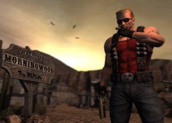 Снимок экрана Duke Nukem Forever