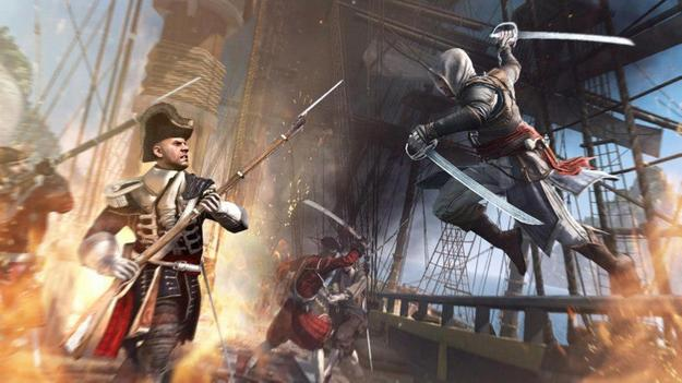 Игра Assassin'с Creed IV: White Flag будет синхронно на всех платформах