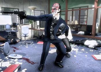 Снимок экрана PayDay: The Heist