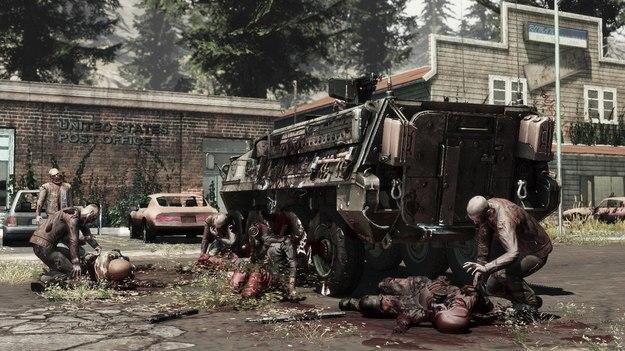 Игра The War Z вновь доступна в интернете Steam