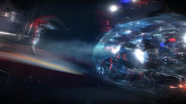Создатели игры Beyond: Two Souls рискнули применять свежий двигатель