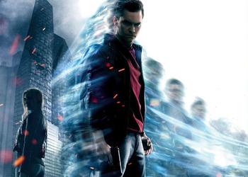 Кусок бокс-арта Quantum Break