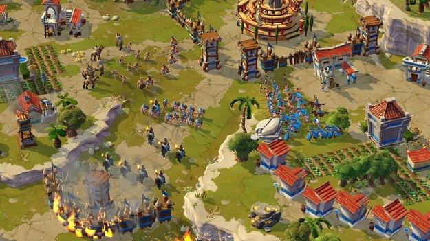 В игре Age of Empires On-line больше не будет нового текста