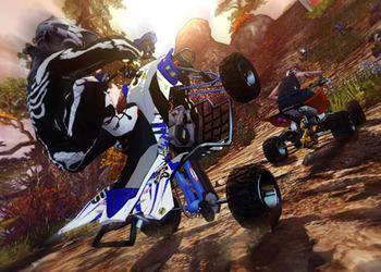 Снимок экрана Mad Riders
