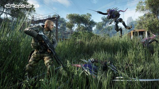 Создатели Crysis 3 выдавили минимум из передовых консолей