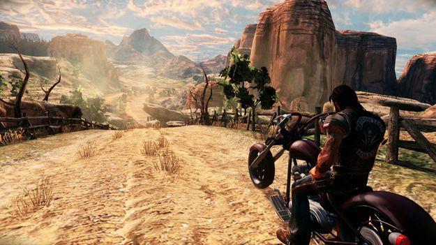 Deep Silver объявила свежую агрессивную игру под наименованием Ride to Hell: Retribution
