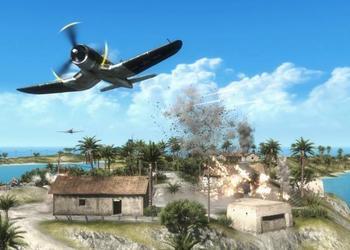 Снимок экрана Battlefield 1943