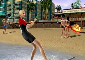 Снимок экрана Sims 3