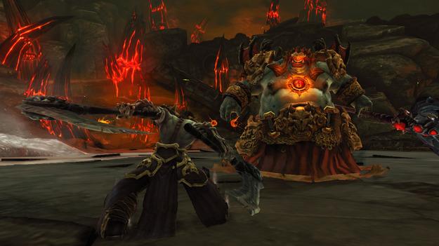 Свежее добавление к игре Darksiders II столкнет главного героя с властителем бесов