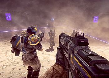 Снимок экрана PlanetSide 2