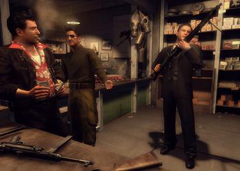 Снимок экрана Mafia II