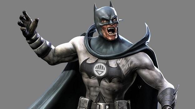 Создатели игры Injustice: Gods Among Us готовят добавление с Бэтменом-зомби и восставшими из умерших супергероями