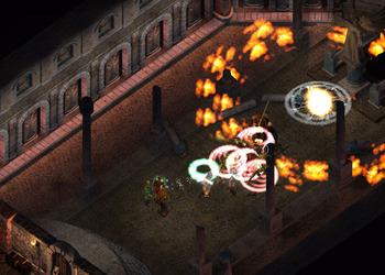 Снимок экрана Baldur'с Gate