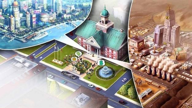 Игра SimCity 5 располагается в подготовке?