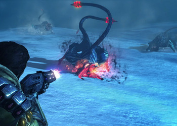 Снимок экрана Lost Planet 3