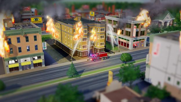 Maxis: Понадобилось бы изменить всю технологию, чтобы сделать SimCity оффлайновой игрой