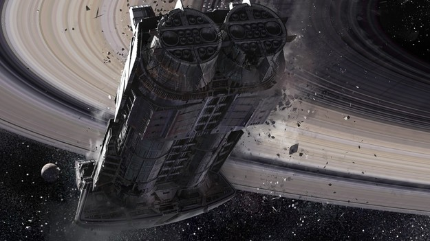 Создатели игры Destiny вычерпывали воодушевление из телесериалов
