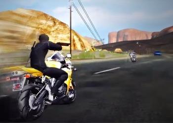 Снимок экрана Road Redemption