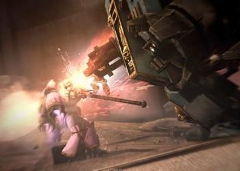 Снимок экрана Warhammer 40,000: Space Marine