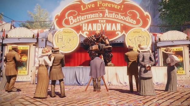 Irrational делает 3 добавления к игре BioShock Infinite