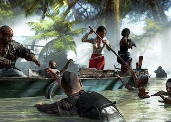 Снимок экрана Dead Island: Riptide
