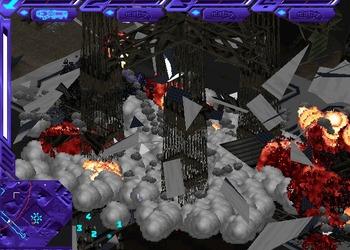 Снимок экрана Syndicate Wars