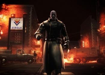 Снимок экрана Resident Evil: Operation Raccoon City