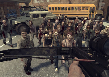 Снимок экрана The Walking Dead: Survival Instinct