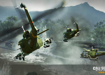 Снимок экрана Call of Duty: White Ops