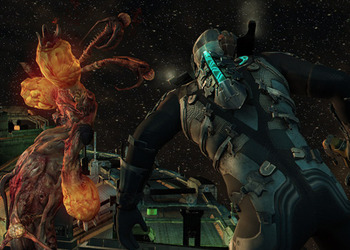 Снимок экрана Dead Space