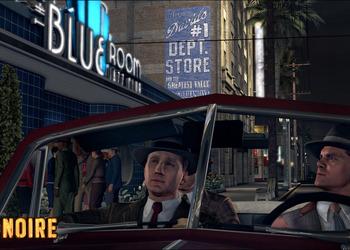Снимок экрана L.A.Noire