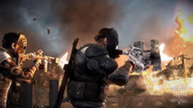 Свежий трайлер Army of Two: The Devil'с Cartel показывает технологию разрушений в игре