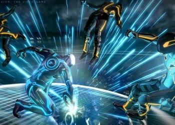 Снимок экрана Tron: Evolution