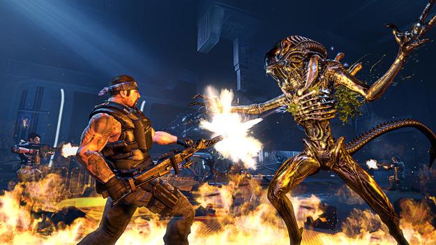 Gearbox произвела свежий видеоролик к игре Aliens: Colonial Marines
