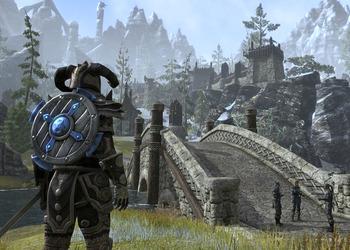 Снимок экрана The Elder Scrolls On-line