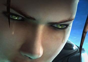 Снимок экрана StarCraft 2: Heart of the Swarm