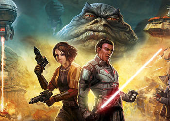 Концепт-арт Star Wars: The Old Republic