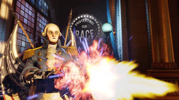 Размещены системные условия РС версии игры BioShock Infinite