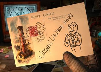 Снимок экрана Fallout On-line