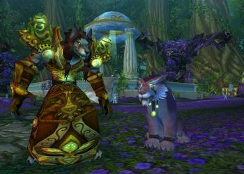 Снимок экрана WoW: Cataclysm