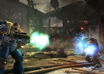 Снимок экрана Warhammer 40,000: Sapce Marine