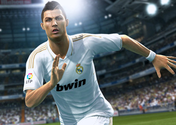 Снимок экрана Pro Evolution Soccer 2013